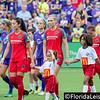 Orlando Pride 0 Portland Thorns 0, Orlando City Stadium, Orlando, 23rd September 2017 (Photographer: Nigel G Worrall)