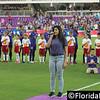 Orlando Pride 3 Washington Spirit 0, Orlando City Stadium, Orlando, 8th August 2017 (Photographer: Nigel G Worrall)