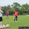 Orlando Pride - 1st Training Session, Seminole Soccer Complex, Orlando, Florida - 13th March 2017 (Photographer: Nigel G Worrall)
