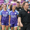 Orlando Pride 0 Portland Thorns 2, Orlando City Soccer Stadium, Orlando, Florida - 14th April 2019  (Photographer: Nigel G Worrall)
