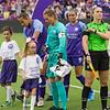 Orlando Pride 1 Sky Blue 0, Exploria Stadium, Orlando, Florida - 20th July 2019  (Photographer: Nigel G Worrall)