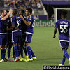 Orlando City Soccer 3 West Bromwich Albion 1, Orlando Citrus Bowl, Orlando, Florida - 15th July 2015 (Photographer: Nigel G Worrall)