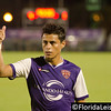 Darwin Ceren - Orlando City Soccer vs. OC Blues, Orlando, Florida - 11 June 2014 (Photographer: Nigel Worrall)