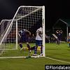 Brad Rusin - Orlando City Soccer scores vs. OC Blues, Orlando, Florida - 11 June 2014 (Photographer: Nigel Worrall)