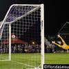 Adama Mbengue - Orlando City Soccer vs. Josh Ford (yellow) OC Blues, Orlando, Florida - 11 June 2014 (Photographer: Nigel Worrall)