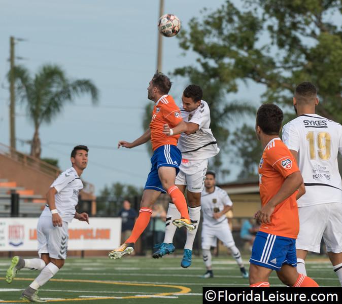 Lakeland Tropics v Next Academy Palm Beach, Bryant Stadium, Lakeland, Florida -  12th May 2018  (Photographer: Nigel G Worrall)