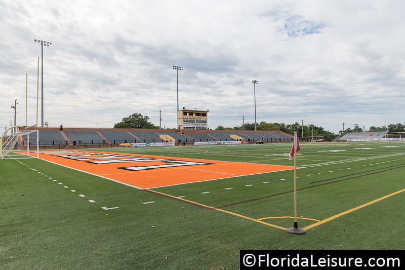 Lakeland Tropics v Next Academy Palm Beach, Bryant Stadium, Lakeland, Florida -  12th May 2018  (Photographer: Nigel G Worrall)