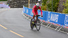 A. Loukili up Birkelundsbakken in The Cycling Road World Championships Men Junior Individual Time Trial 19/9-2017.