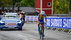 T. Chaiyasombat up Birkelundsbakken in The Cycling Road World Championships Men Junior Individual Time Trial 20/9-2017.
