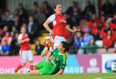 Photo: Leila Coker Arsenal Ladies v Sunderland Ladies Women's Super League 1 25/06/2016