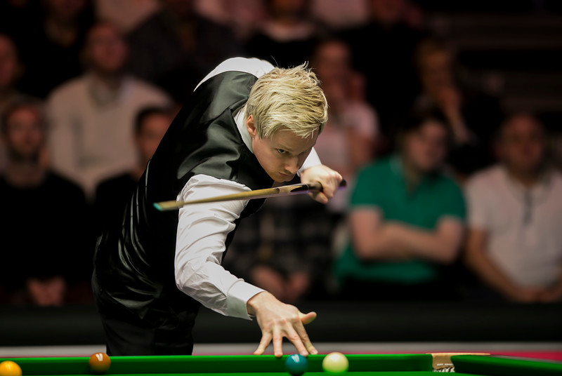 Snooker Portfolio