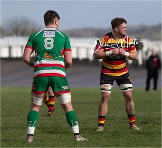 Carmarthen Quins V Ebbw Vale RFC, 2020
