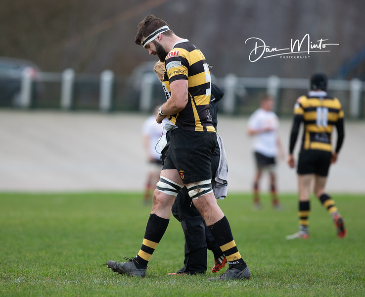 Images from the Indigo Welsh Premiership rugby match between Carmarthen Quins  and Newport RFC, December 14th, 2019.