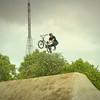 Matt Priest - Red Bull Empire of Dirt 2012, Alexandra Palace, London, England.