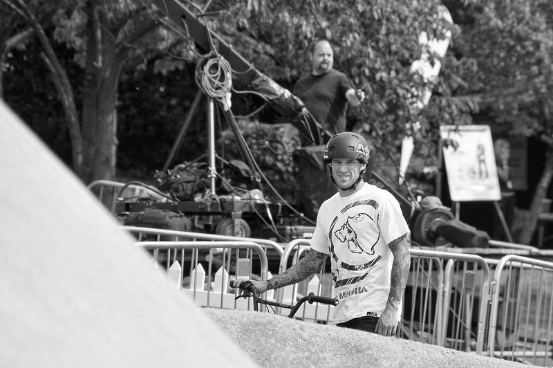 Brandon Dosch - Red Bull Empire of Dirt 2012, Alexandra Palace, London, England.