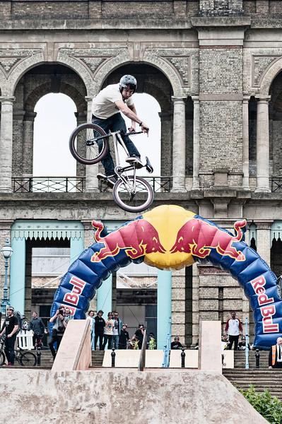 Chris Doyle - Red Bull Empire of Dirt 2012, Alexandra Palace, London, England.