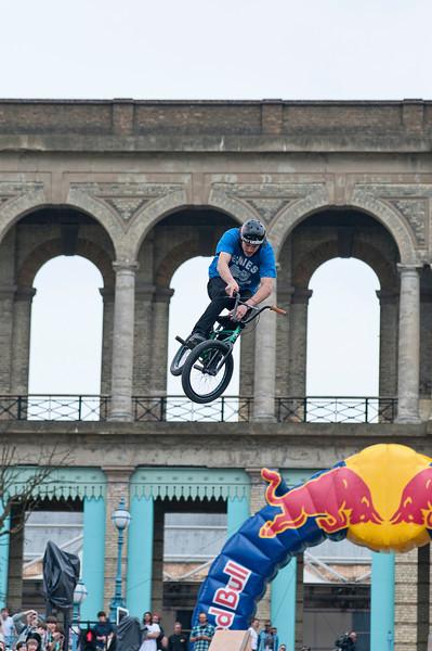 Red Bull Empire of Dirt 2012, Alexandra Palace, London, England.