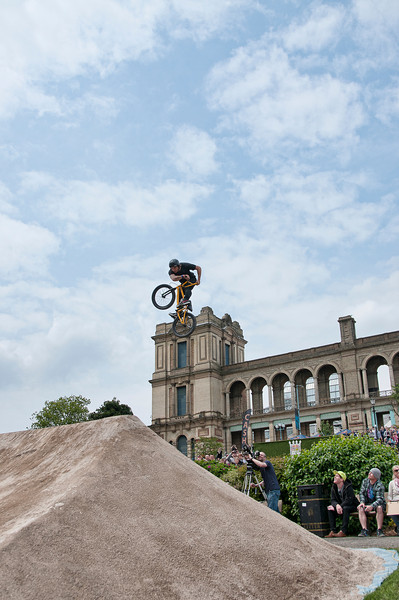 Red Bull Empire of Dirt 2012, Alexandra Palace, London, England.
