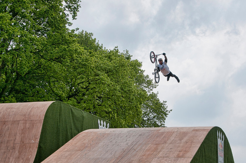 Corey Bohan - Red Bull Empire of Dirt 2012, Alexandra Palace, London, England.