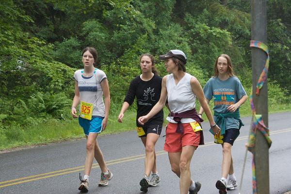 Lake Wyola road race 2009