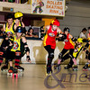 Northern Tropical Thunder 2013: Reef City Roller Girls Allstars vs Malice Springs Roller Derby League Rogue Sisters - 08/06/2013: Townsville