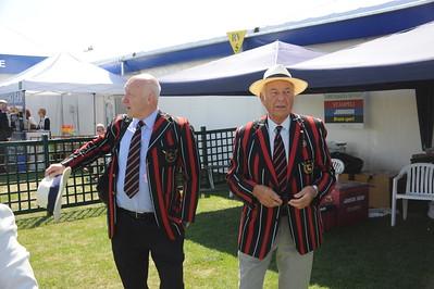 Derby Rowing Club celebration