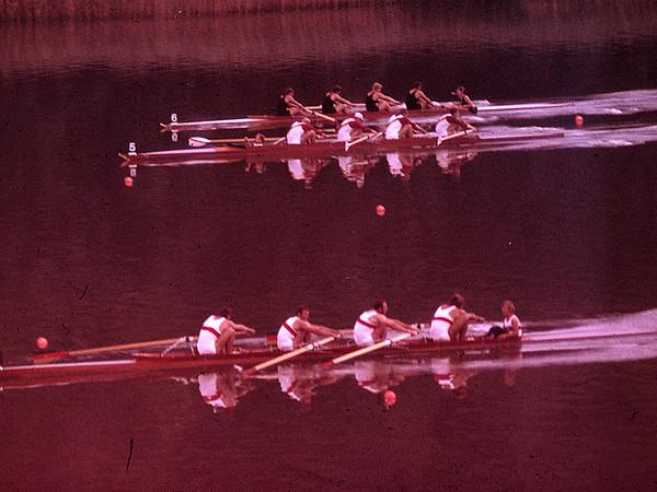 European Rowing Championships, Copenhagen 1971