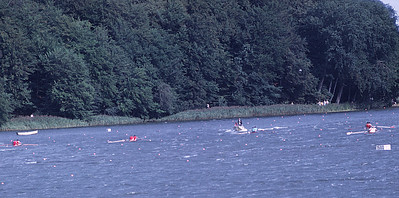 Coxless Pair Final