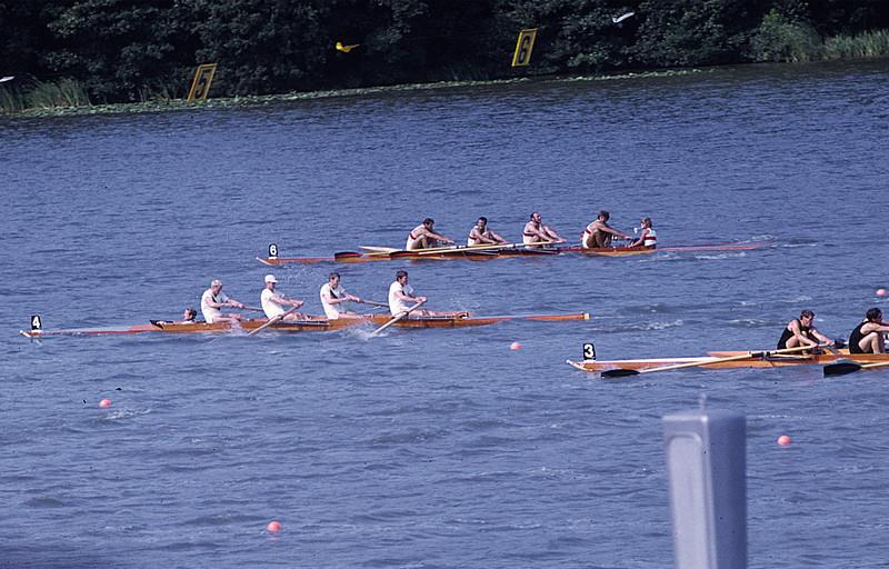 Final IV+, W. Germany, DDR, NZ