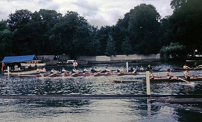 ASk Vorwärts, Rostock, DDR beat Tideway Scullers - Grand 1970