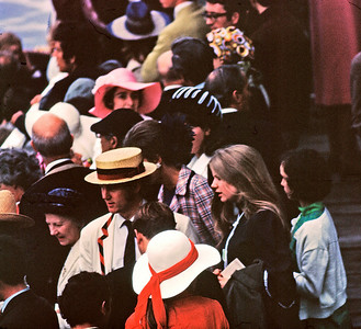 Colours in the Crowd 1970