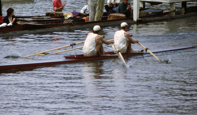 Delafield & Crooks, Winners of the Double Sculls 1972