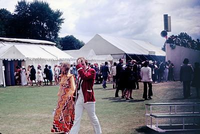 Stewards' Enclosure 1972