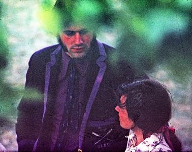 Purple amongst the Trees - Stewards' Enclosure 1972