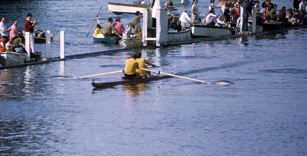 Broniec & Slusarski (Poland) Winners of the Silver Goblets 1972