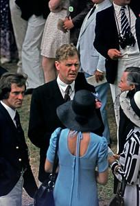 ULBC President Alan Watson & Boatman Jimmy Wallis, '72