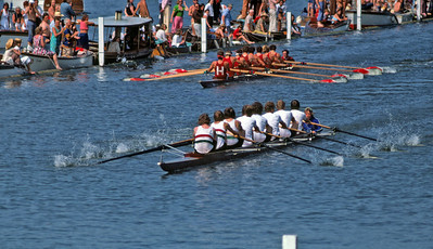 GB crew won Silver in 1976 Olympics