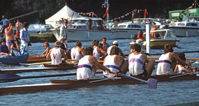 ULBC leading Vesper BC 1975