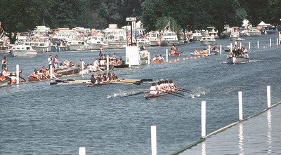ULBC lead OUBC (or Isis) 1975 Grand?
