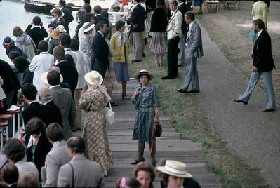 A sparse Crowd 1978