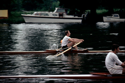 Tim Crooks and M. Nikolov (Bulgarian Champion) 1978