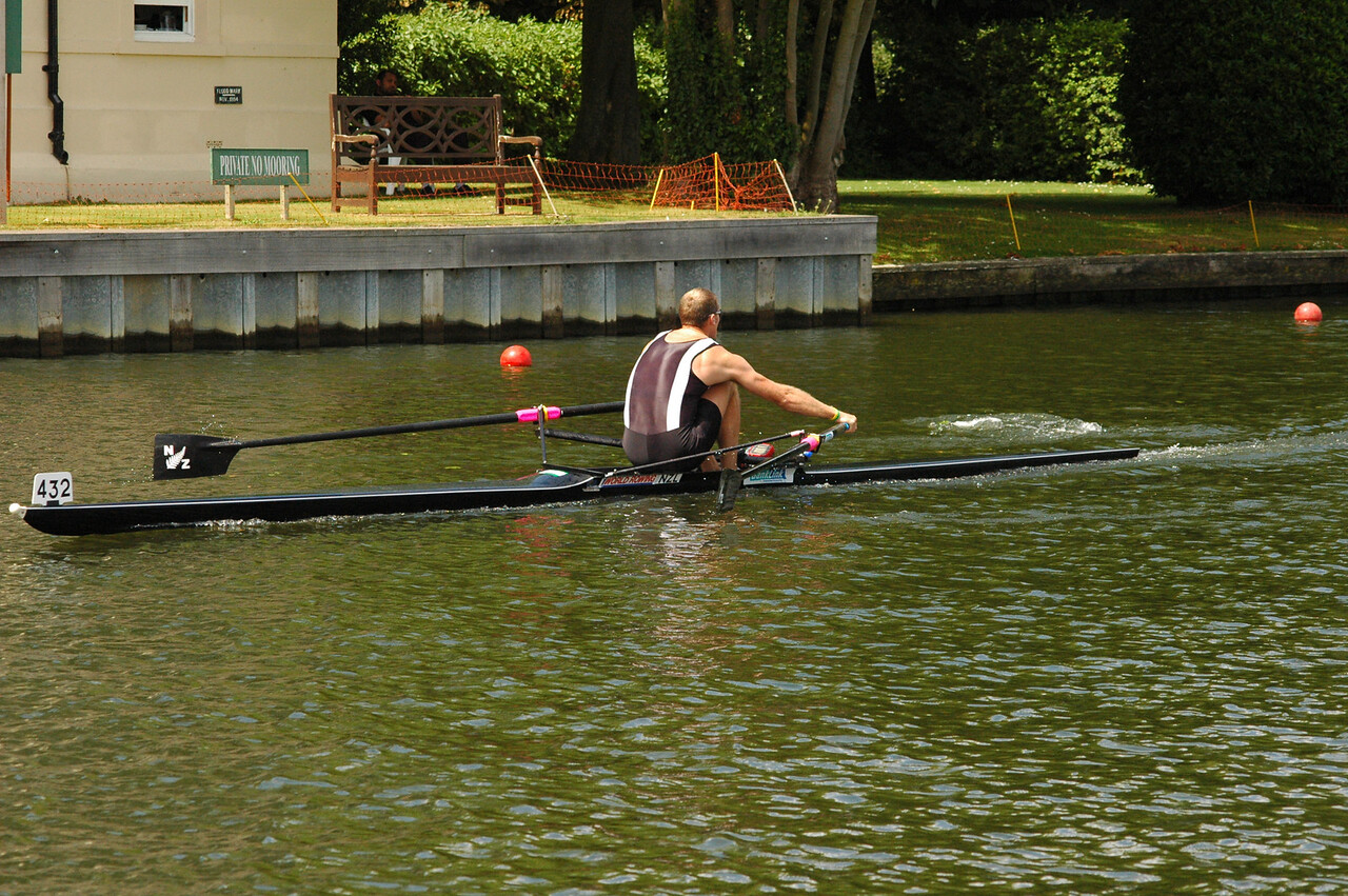 Mahe Drysdale, World Champion