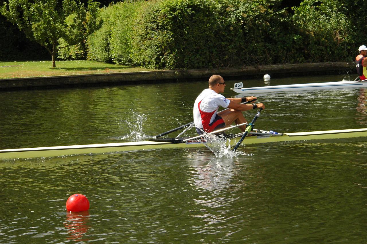 Olaf Tufte, Olympic Champion 2004 & 2008