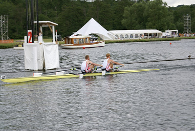 Wells and Bateman; GB 2x