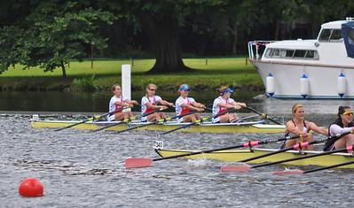 The Dutch lead Vesper and Potomac BC
