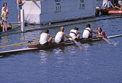 London RC/University of London BC, Prince Philip Cup, 1971
