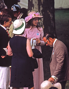 Mother, Daughter and Admirer: HRR 1971