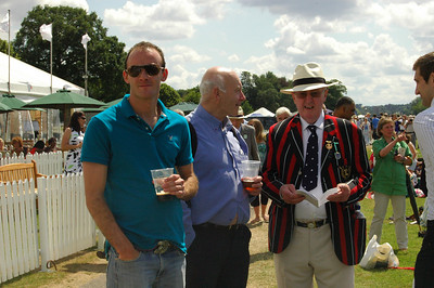 Half of GB's Coxless IV from the 1966 World Championships.