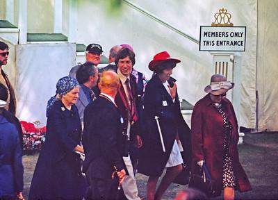 Janisch and Entourage '72
