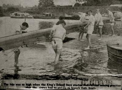 High Tide 1954 (?)